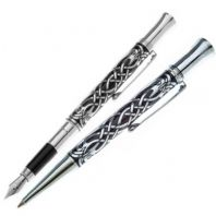 Celtic Birds Pen Set